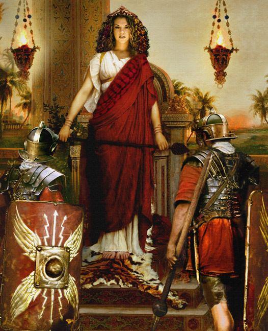 Zenobia Legendary Women of Antiquity Zenobia Helen of Troy