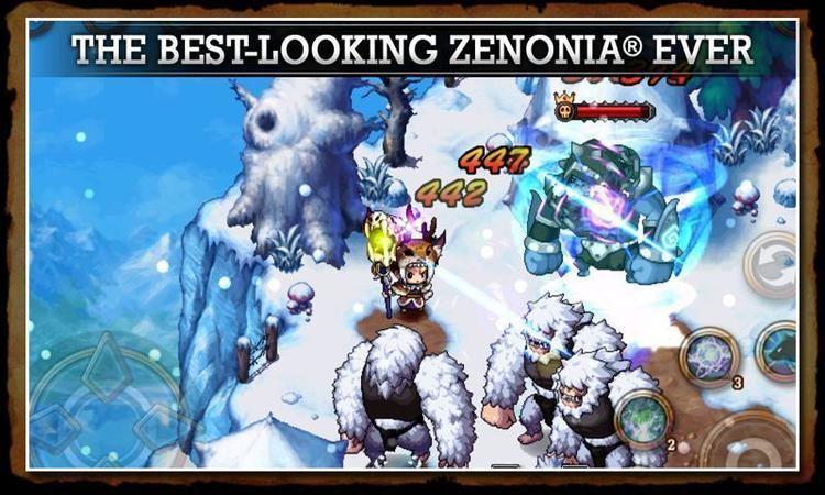 Zenonia 4 - Alchetron, The Free Social Encyclopedia