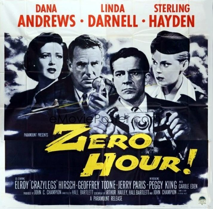 Zero Hour! (1957 film) Zero Hour Alchetron The Free Social Encyclopedia