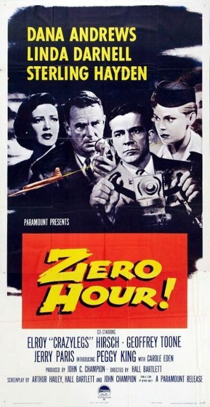 Zero Hour! (1957 film) Zero Hour 1957 Review Bad Movies for Bad People