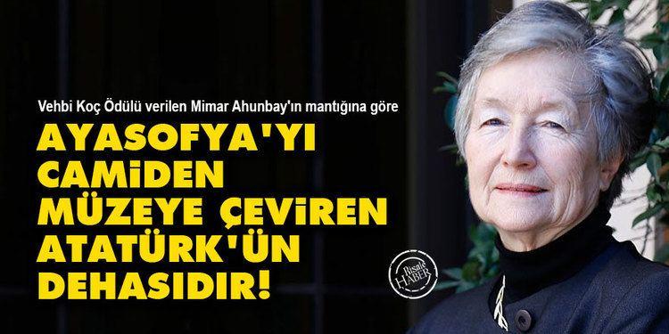 Zeynep Ahunbay Zeynep Ahunbay haberleri