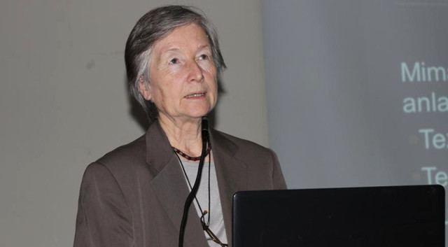 Zeynep Ahunbay Ko dl Prof Dr Zeynep Ahunbaya Verildi