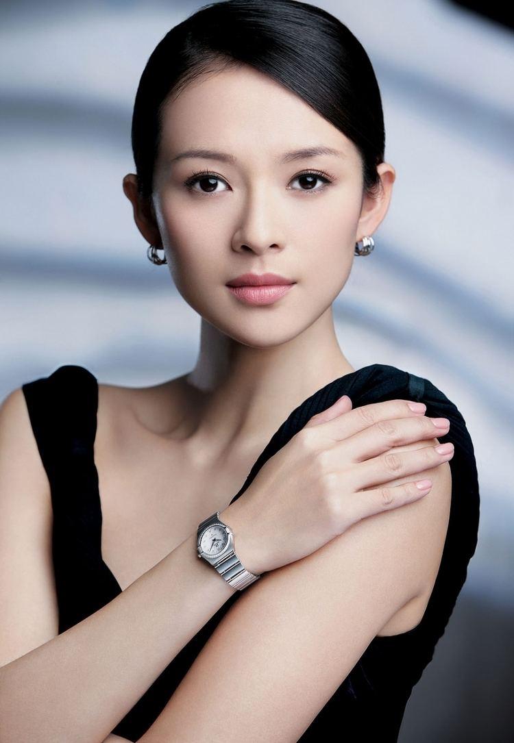 Zhang Ziyi Zhang Ziyi Model from China