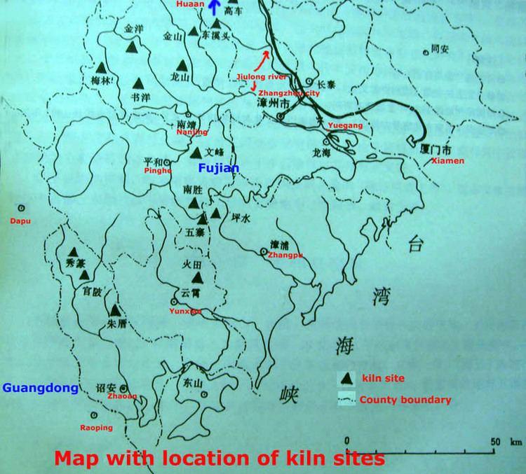 Zhangzhou in the past, History of Zhangzhou
