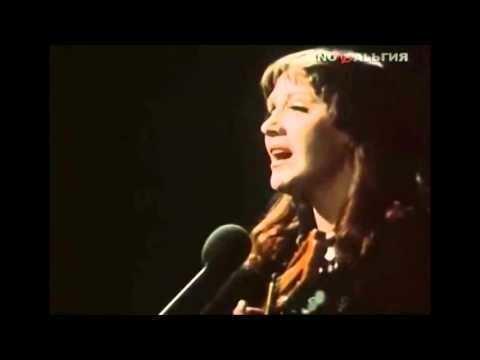 Zhanna Bichevskaya Zhanna Bichevskaya 1976 Where Have All The Flowers Gone Russian