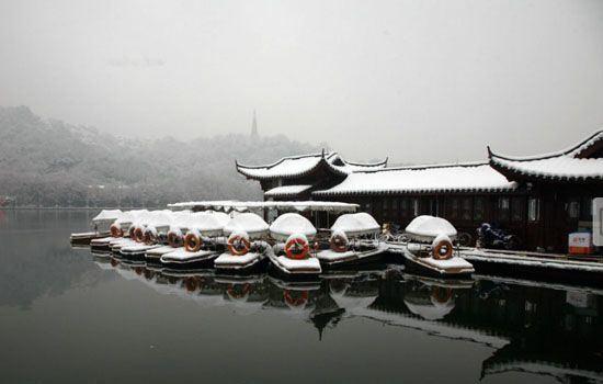 Zhejiang Beautiful Landscapes of Zhejiang