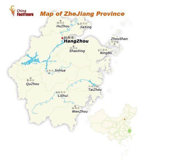 Zhejiang in the past, History of Zhejiang
