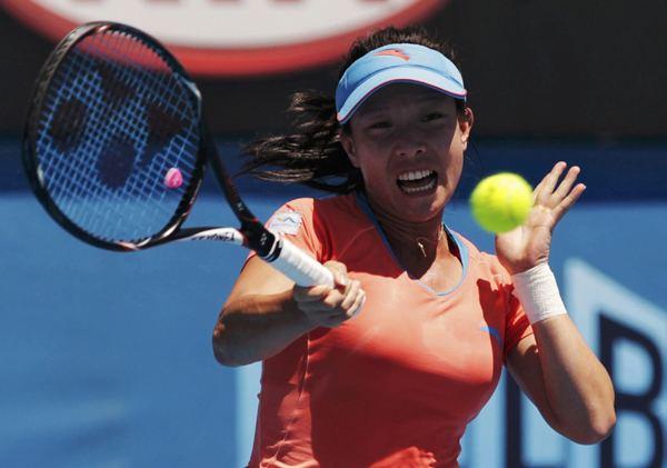 Zheng Jie Zheng Jie out of Australian Open Tennis chinadailycomcn