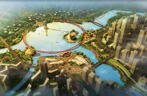 Zhengzhou Beautiful Landscapes of Zhengzhou