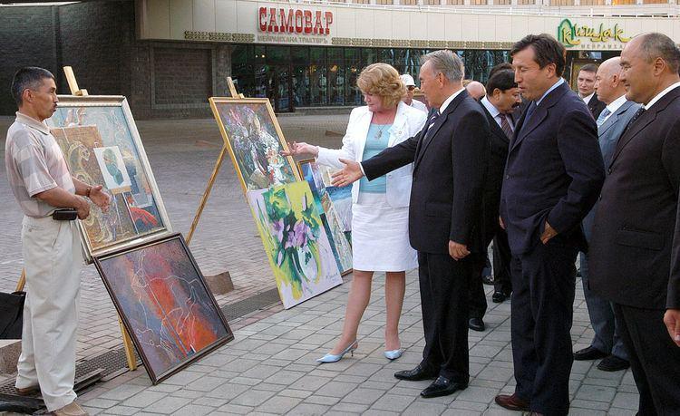 Zhenis Kakenuly Nurlybayev