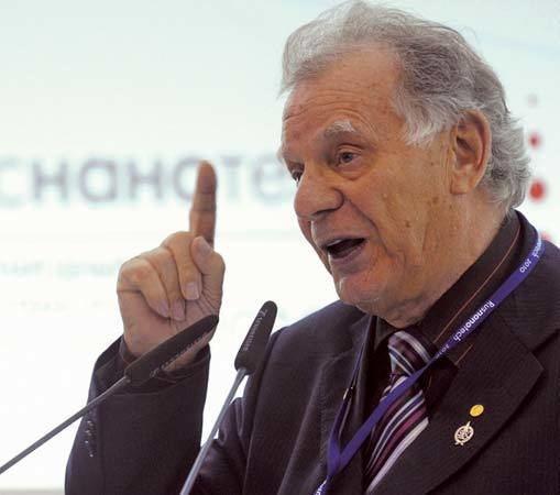 Zhores Alferov Zhores Alferov Russian physicist Britannicacom