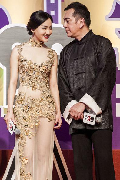 Zhou Chuchu Zhou Chuchu Pictures 37th Hong Kong International Film
