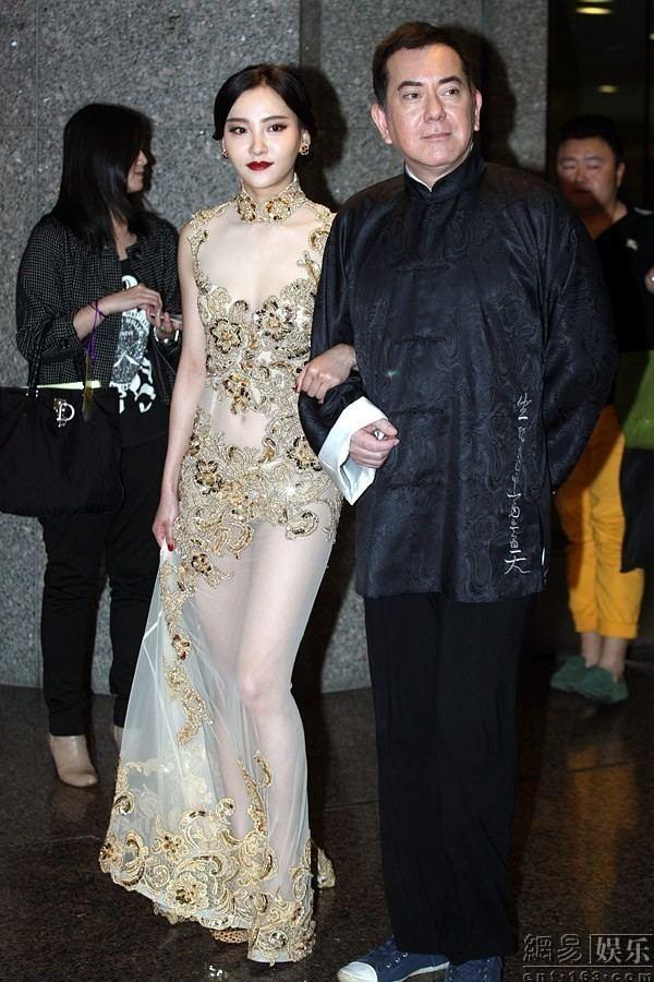 Zhou Chuchu eveninggownZhouChuchuhongkongfilmfestival12jpg