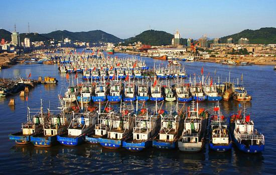 Zhoushan Tourist places in Zhoushan