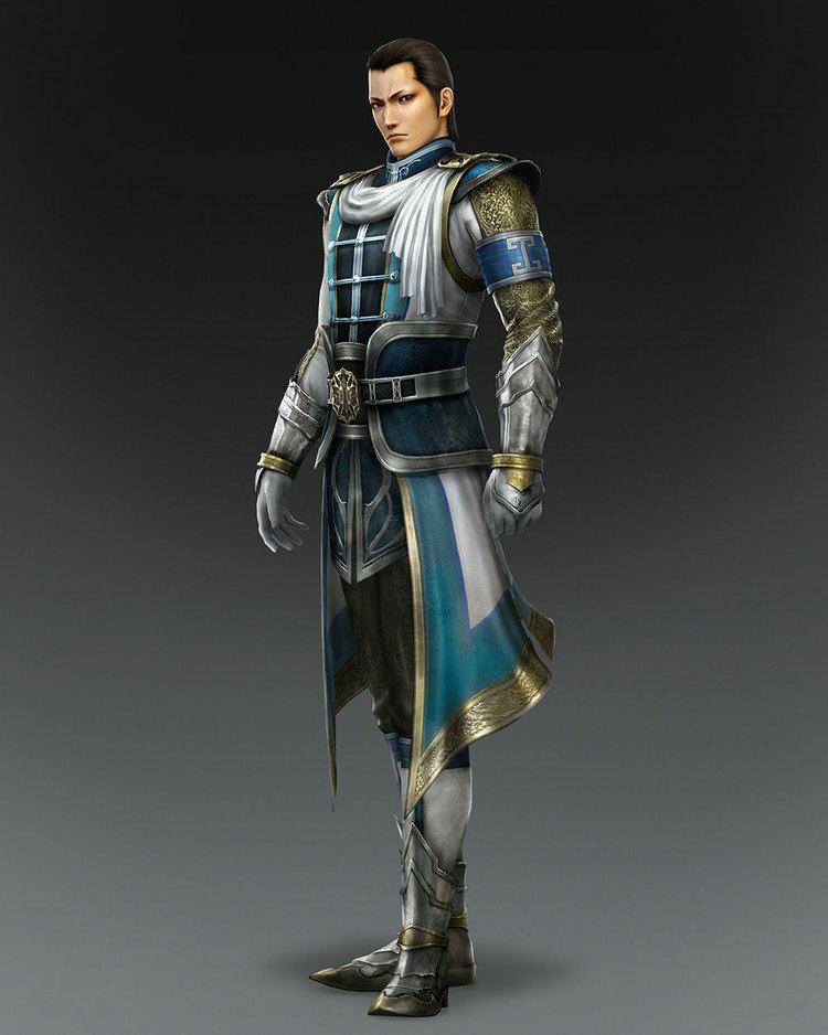 Zhuge Dan Zhuge Dan Characters amp Art Dynasty Warriors 8