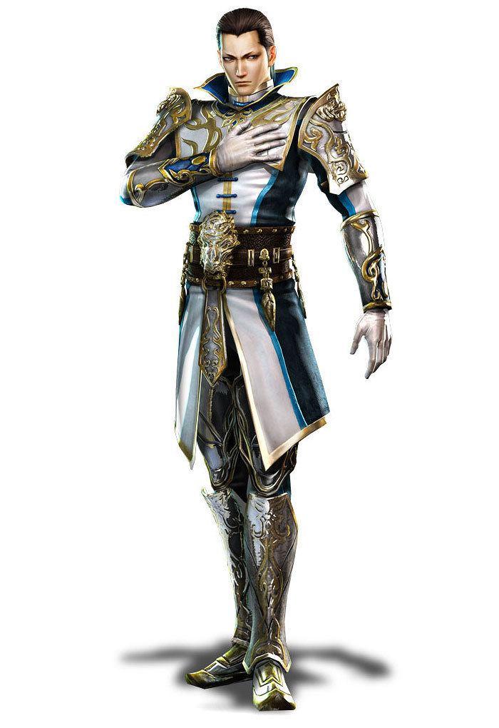 Zhuge Dan Zhuge Dan Characters amp Art Dynasty Warriors 7