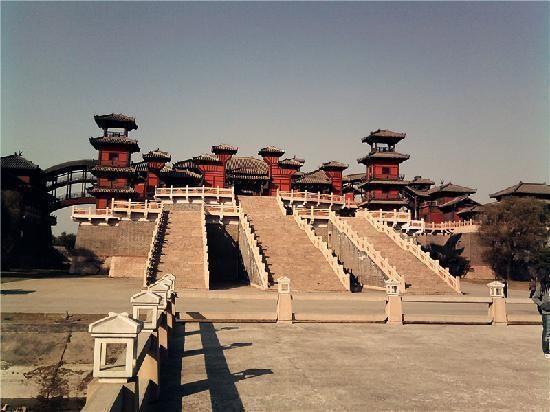 Zhuozhou wwwchinafanyicomcfgpicattrZhuozhouMovieTownjpg