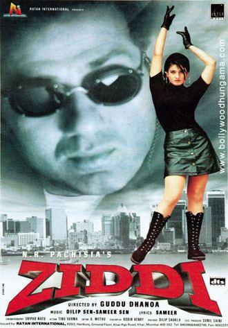 Ziddi 1997 Film Hindi Movie Watch Online Filmlinks4uis