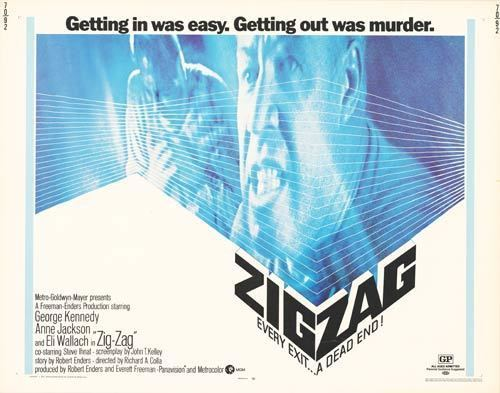 Zig Zag (1970 film) Zig Zag movie posters at movie poster warehouse moviepostercom