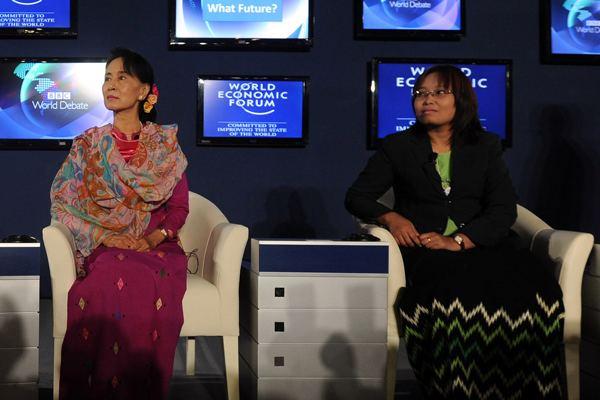 Zin Mar Aung Zin Mar Aung Myanmar Women struggling for human rightsquot