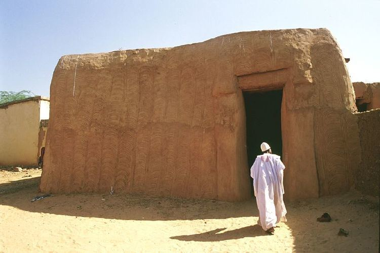 Zinder in the past, History of Zinder