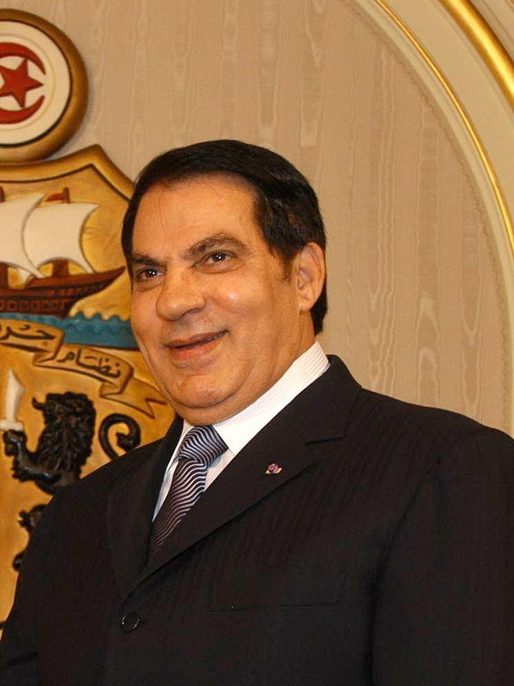 Zine El Abidine Ben Ali Zine El Abidine Ben Ali Wikipedia the free encyclopedia