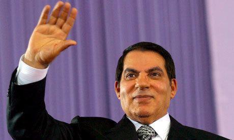 Zine El Abidine Ben Ali Ben Ali39s family and friends World news The Guardian