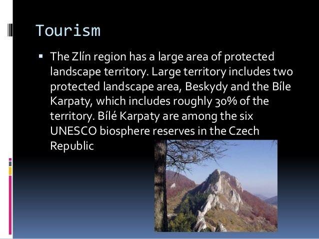 Zlin Region Beautiful Landscapes of Zlin Region