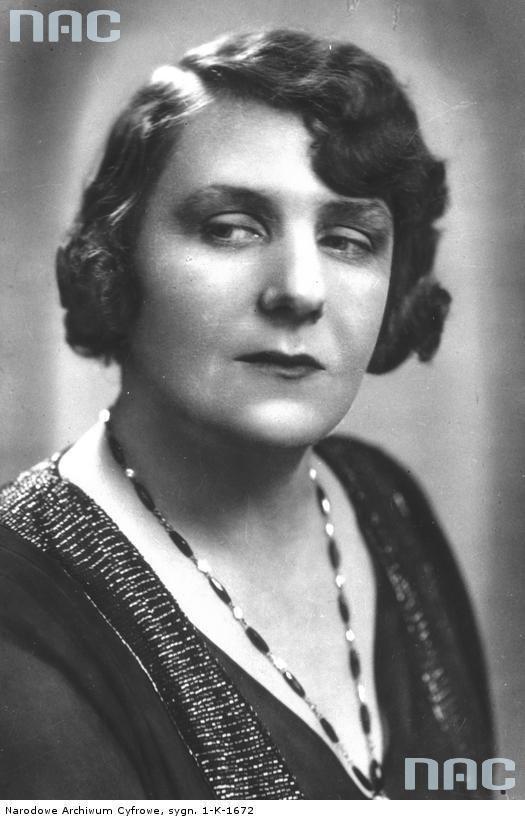 Zofia Nałkowska Zofia Nakowska
