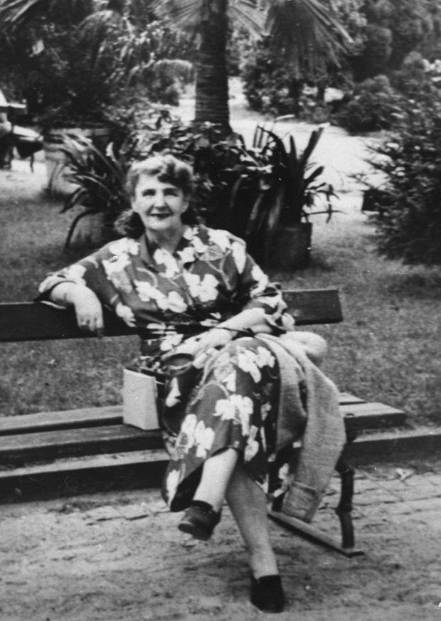 Zofia Nałkowska Zofia Nakowska geniusz w kwiecistej sukni