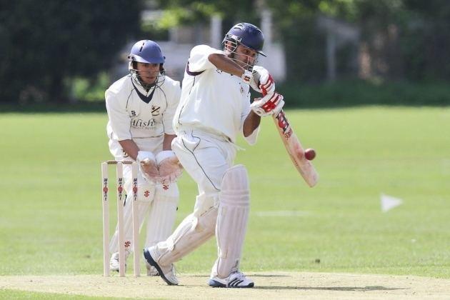 Zoheb Sharif Cricket Captain Zoheb Sharif praises Hainault after win at rivals