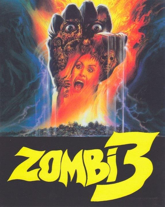 Zombi 3 Unpopped Cinema ZOMBI 3 BLURAY REVIEW