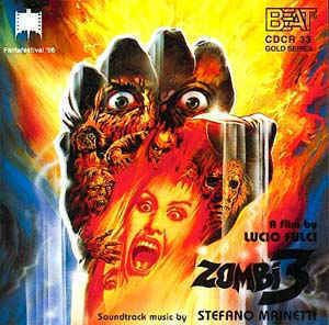 Zombi 3 Stefano Mainetti Zombi 3 Soundtrack CD at Discogs