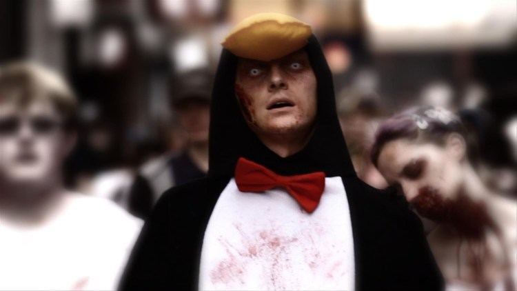 Zombie in a Penguin Suit The Zombie Penguin DJ ToDo Crazy new Dirty House Music YouTube
