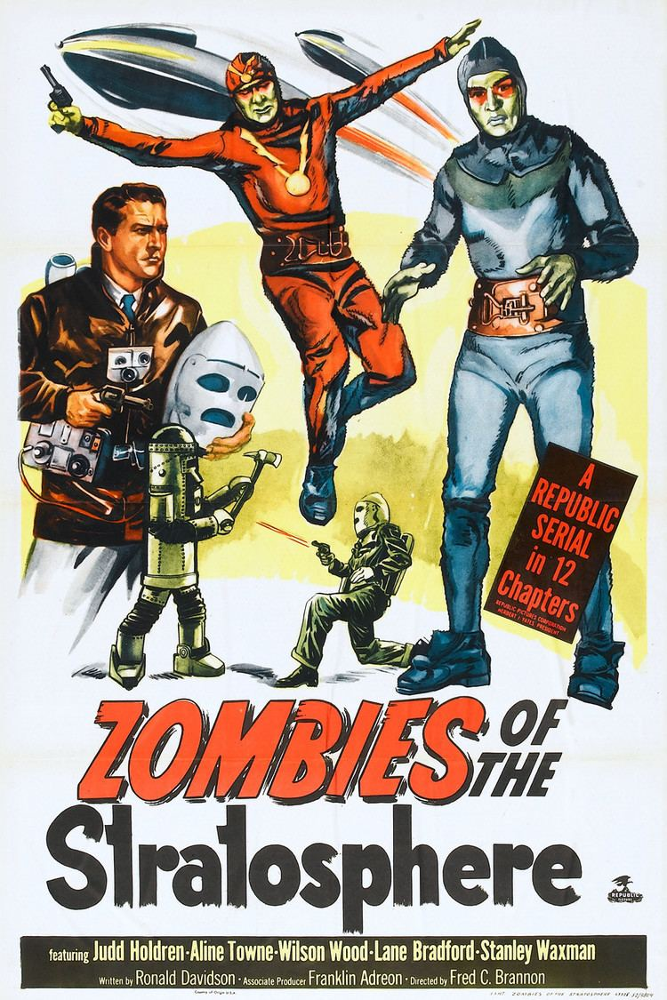 Zombies of the Stratosphere wwwgstaticcomtvthumbmovieposters13064p13064
