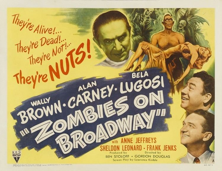 Zombies on Broadway Zombies on Broadway 1945