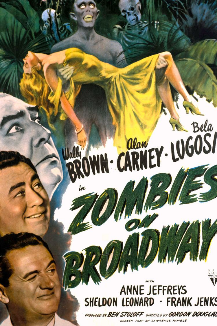 Zombies on Broadway wwwgstaticcomtvthumbmovieposters40843p40843