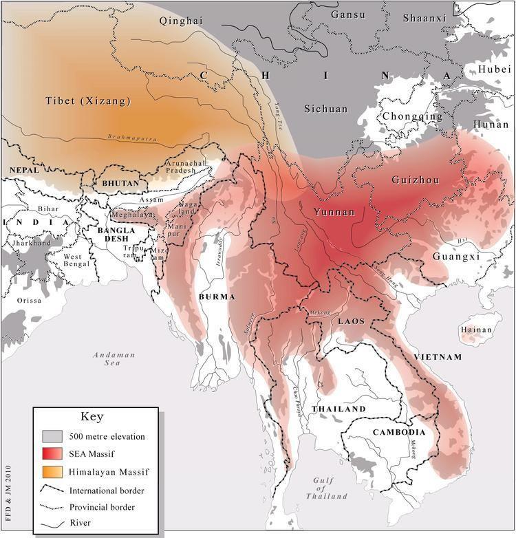 Zomia (region) Southeast Asian Massif Wikipedia