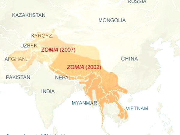 Zomia (region) The Truth about Anarchy No rulers natural rules equal rights