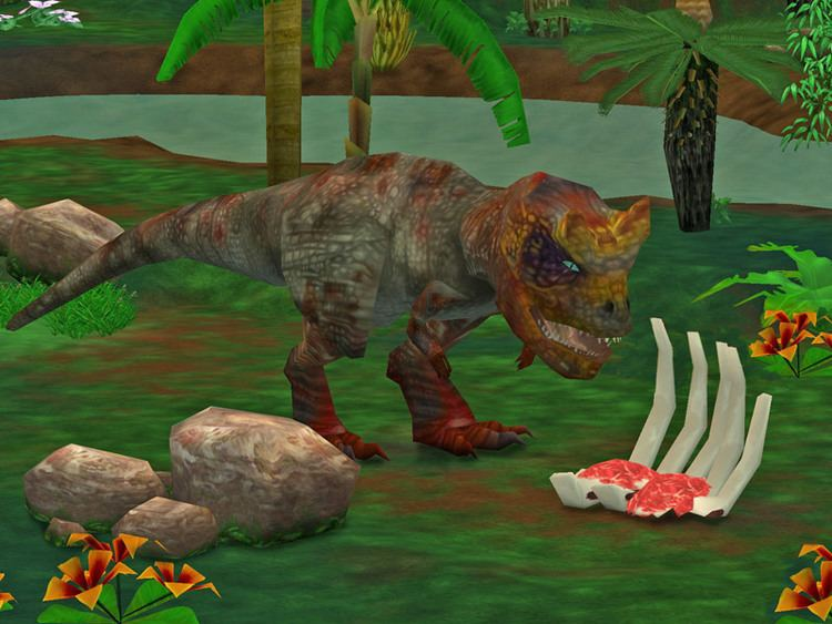 Zoo Tycoon 2: Dino Danger Pack - Alchetron, the free social