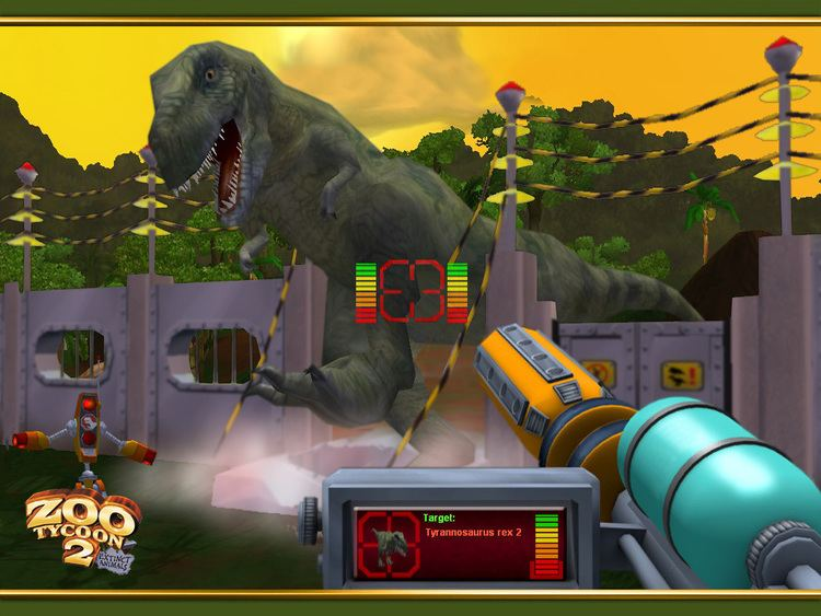 Zoo Tycoon 2: Extinct Animals - Alchetron, the free social