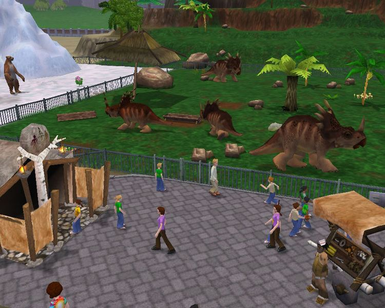 zoo tycoon download free games