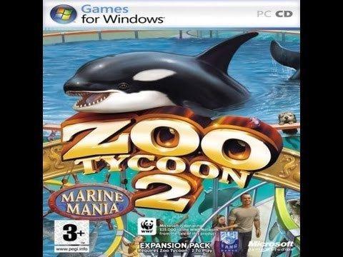 Zoo Tycoon 2: Marine Mania - Alchetron, the free social
