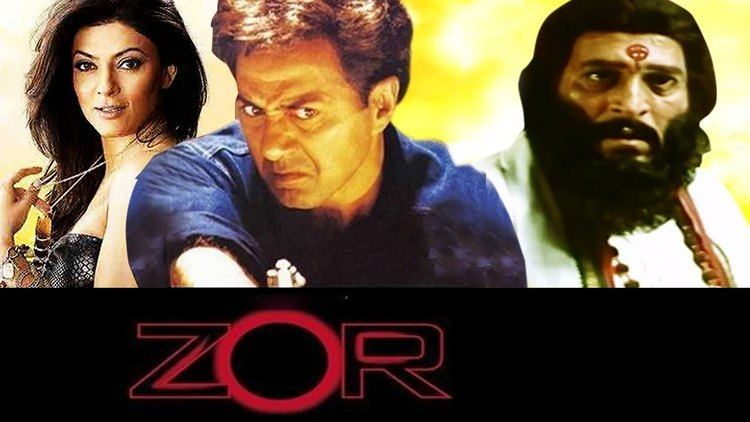 Zor (film) Zor Movie 1998 Full Hindi Movie Sunny Deol Sushmita Sen Milind