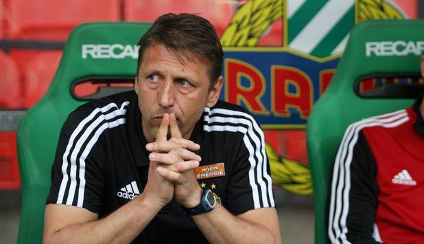 Zoran Barisic Rapid Wien Zoran Barisic soll bleiben NEWSAT