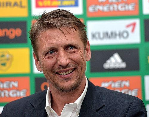 Zoran Barisic Rapid Wien Artikel Rapid besttigt Zoran Barisic als