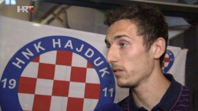 Zoran Nižić HRT Nii sretan zbog prvijenca za Hajduk