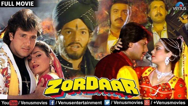 Zordaar Zordaar Full Movie Bollywood Action Movies Govinda Full Movies