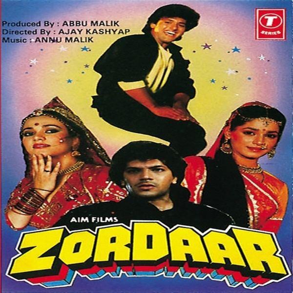 Zordaar Zordaar 1996 Mp3 Songs Bollywood Music