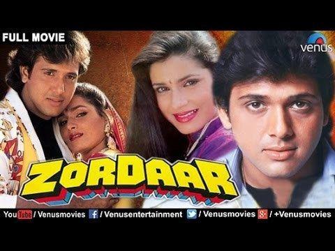 Zordaar Zordaar Full Movie Hindi Movies Full Movie Govinda Movies